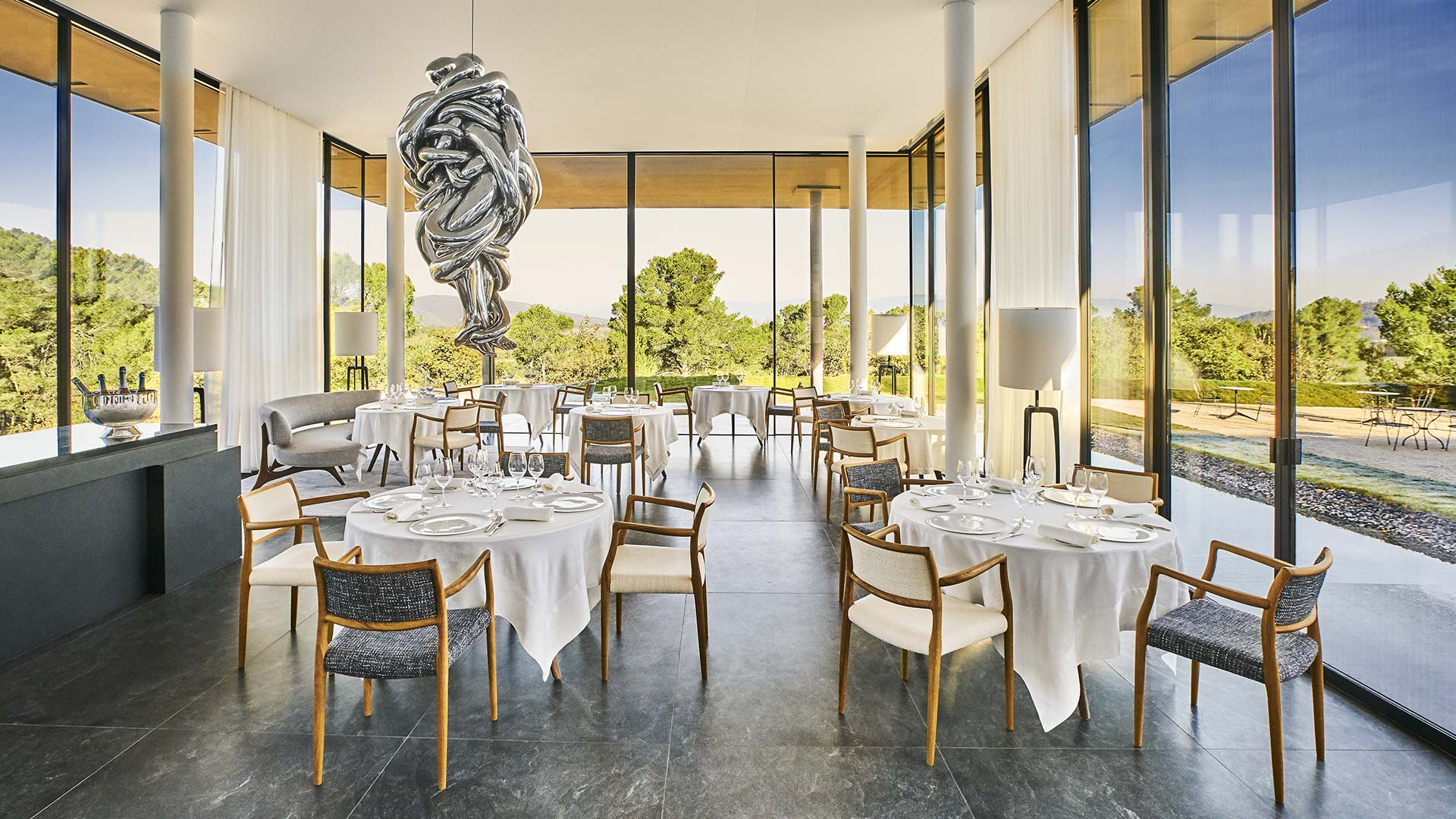 restaurant luxe provence